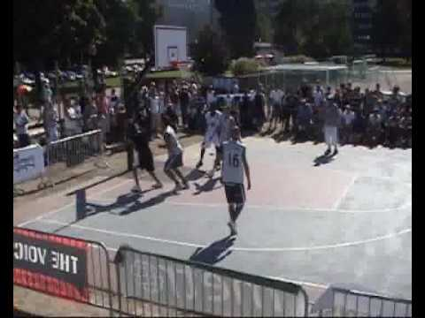SBL (Sweden) presents Streetball Tournament 2006