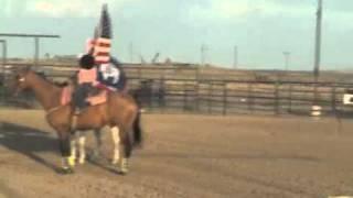 Rodeo-Cowboy's Prayer