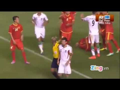 Ức chế với kết quả thua Olympic Việt Nam