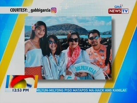 [GMA]  BT: Gabbi Garcia, enjoy sa bakasyon sa Hawaii kasama ang kaniyang pamilya
