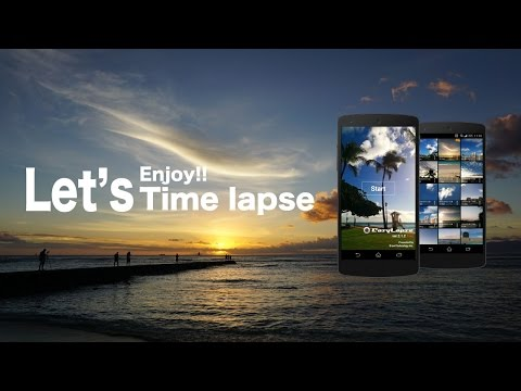 EasyLapse - Time Lapse Camera video