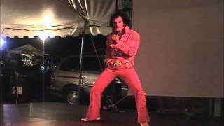 Brandon E. As Elvis - Suspicious Minds
