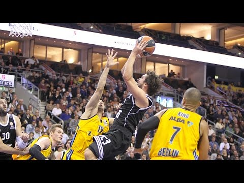 Highlights: ALBA Berlin-Real Madrid