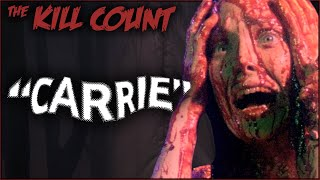 Carrie (1976) KILL COUNT
