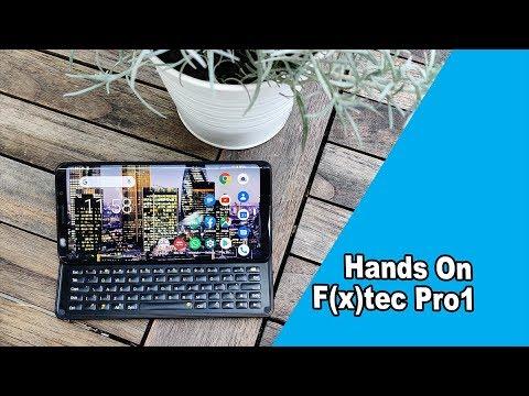 Die Rückkehr der vollen QWERTZ Smartphone Tastatur | IFA 2019 | deutsch