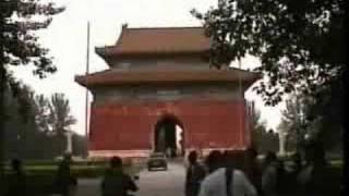 preview picture of video 'China: Beijing - Ming tombs (1999)'