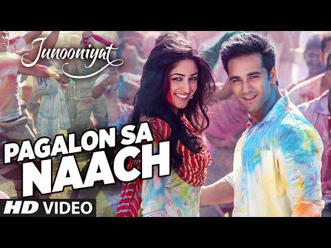 Download Pagalon Sa Naach Video Song | JUNOONIYAT | Pulkit Samrat, Yami Gautam | T-SERIES HD Mp4 3GP Video and MP3