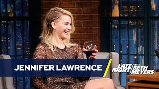 """Jennifer Lawrence's Nipple Outline Was the Scariest Part of """"mother!"""" for Her Dad"""