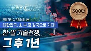 한·일 기술전쟁, 그 후 1년 [대한민국, 소.부.장 강국으로 가다!] 특별기획 다큐멘터리 1부 / YTN 사이언스