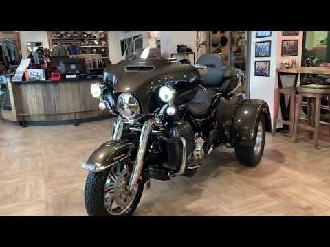 Trike, Tri Glide Ultra, Harley-Davidson 2020