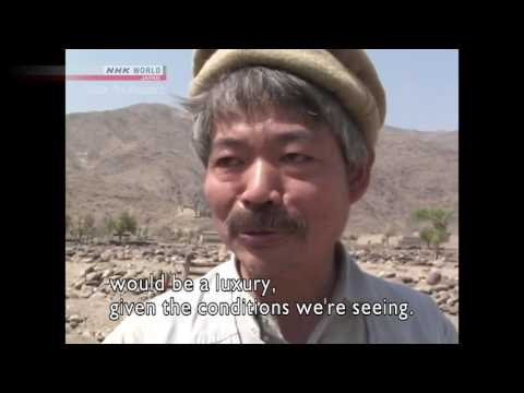 Water, not Weapons (2017) - A Documentary on Dr. Tetsu Nakamura [50:00] Dr. Tetsu Nakamura was killed in Afghanistan Dec 4th, 2019