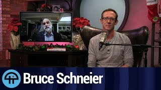 Bruce Schneier: Why Is Technology So Insecure?