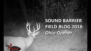 SOUND BARRIER FIELD BLOG 2018: Ohio Opener