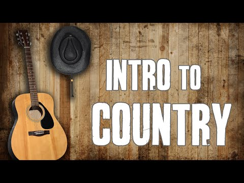 Your Very First Guitar Chords - Beginner Country Guitar Lesson Tutorial
