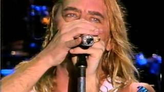 Def Leppard - Work It Out - South Africa 1996