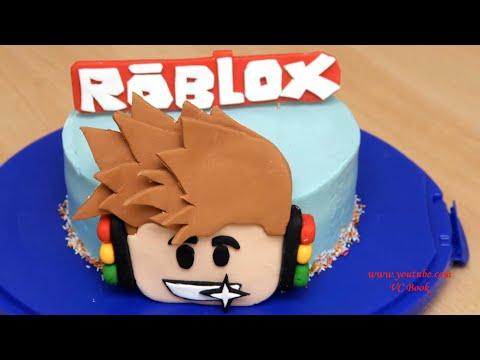 Как приготовить торт Роблокс