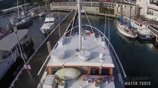 preview picture of video 'Motor Yacht 'Manaia' Picton Harbour'