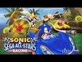 Jogo Estilo Mario Kart Sonic amp Sega All Stars Racing