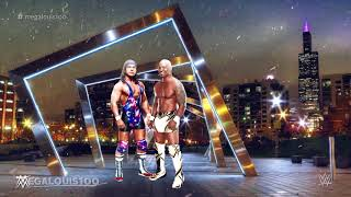 "Shelton Benjamin & Chad Gable 1st Official WWE Theme Song - ""Set It Off"" with download link"