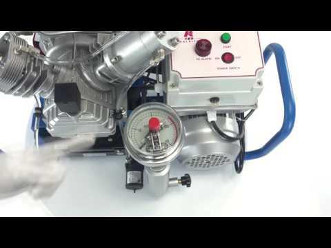 HPA compressor 4500PSI 300BAR high pressure 300bar air PCP