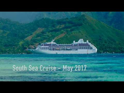 Luxury Cruise – Cruise Ship Review – Oceania Sirena – South Sea, May 2017