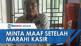 Orangtua yang Marahi Kasir Indomaret karena Anaknya Top Up Game Online Minta Maaf, Berakhir Damai