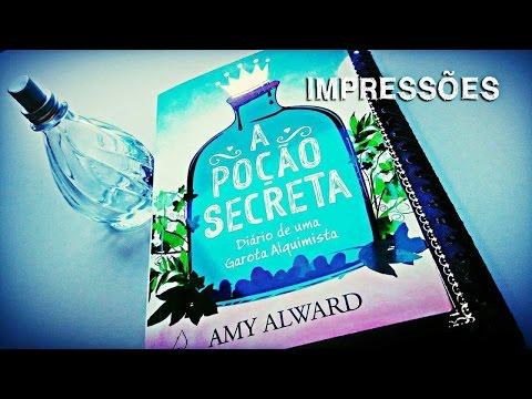 [IMPRESSÕES] A POÇÃO SECRETA | AMY ALWARD | EDITORA JANGADA