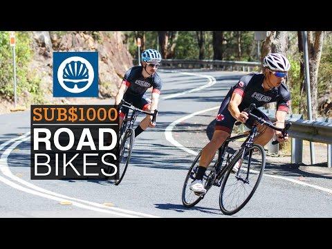 Best Road Bikes Under $1000