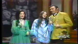 Jim Ed Brown, Loretta Lynn and Crystal Gayle - Put It Off Until Tomorrow