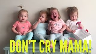 MOM CRIES WHEN SHE SEES HER BABY