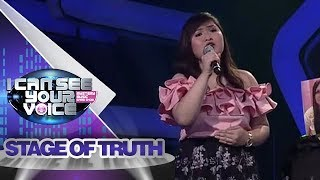 I Can See Your Voice PH: Jodi Sta Maria And Shop Ba And Dahilan? | Stage Of Truth