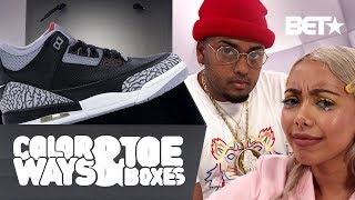 DJ Spinking HATES these Reeboks + Air Jordan 3 the best sneakers of 2018?!   Colorways & Toeboxes