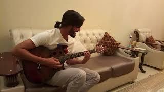 Khol De Par    Hichki   Arijit Singh   Guitar Cover By Irtika Bin Azhar