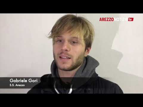 Renate-Arezzo 1-1, intervista a Gori