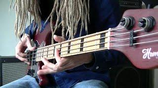 Funk Rock Bass Thumb/Finger Plucking Grooves