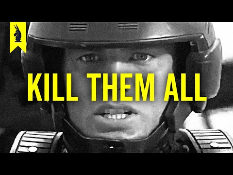Starship Troopers: How to Make Fascism SEXY – Wisecrack Edition