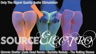 Gimmie Shelter (Zeds Dead Remix / Barletta Redub) - The Rolling Stones [HQ] [HD]