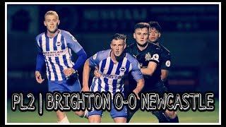 Brighton U23 0-0 Newcastle United U23