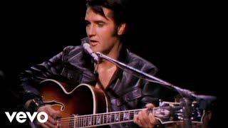 Elvis Presley - Baby, What You Want Me To Do ('68 Comeback Special)