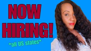 New Job Available Today! All US States!