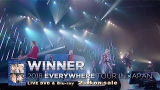 WINNER - ISLAND (WINNER 2018 EVERYWHERE TOUR IN JAPAN)