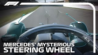 """The six-time champions brought a new innovation to Pre-Season Testing as their """"Dual Axis Steering"""", or """"DAS"""" for short, sent shockwaves through the paddock. Here's why...  For more F1® videos, visit http://www.Formula1.com  Like F1® on Facebook: https://www.facebook.com/Formula1/  Follow F1® on Twitter: http://www.twitter.com/F1  Follow F1® on Instagram: http://www.instagram.com/F1  #F1"""