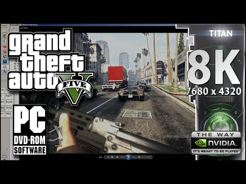 Comunidad Steam :: Vídeo :: GTA 5 PC Gameplay Ultra Settings