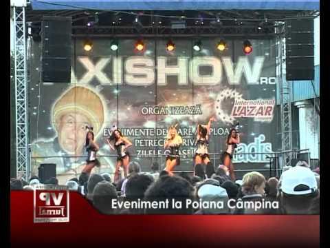 Eveniment la Poiana Câmpina