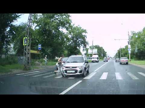 Насмерть сбили пешехода в Тольятти
