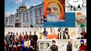 Bapu Surat Singh Art Exhibition - Sikh Network