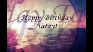 Happy Birthday Tatay!