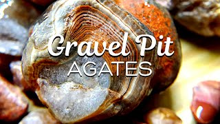 Agate Hunting In Minnesota | Gravel Pit Beauties