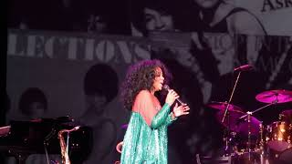 Diana Ross - You Can't Hurry Love - Brand New Day Tour - Augusta, Ga 1/12/19