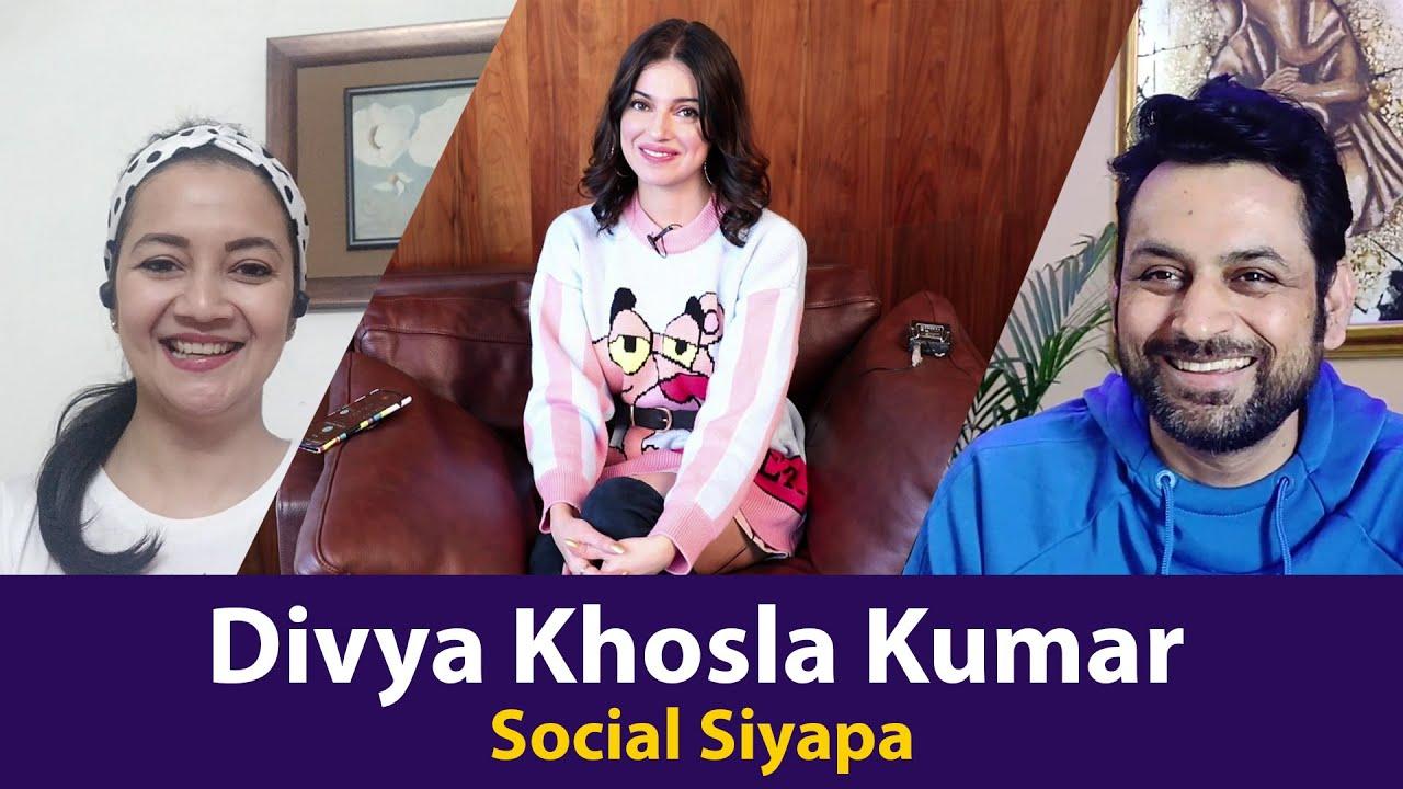 Divya khosla Kumar | Social Siyapa | Rj Rocky & Rj Swati